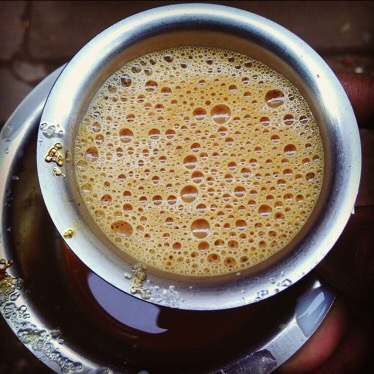 Filter Coffee at Rayar Mess