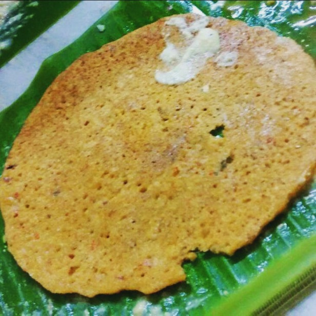 Evening snack in Chennai, Adai